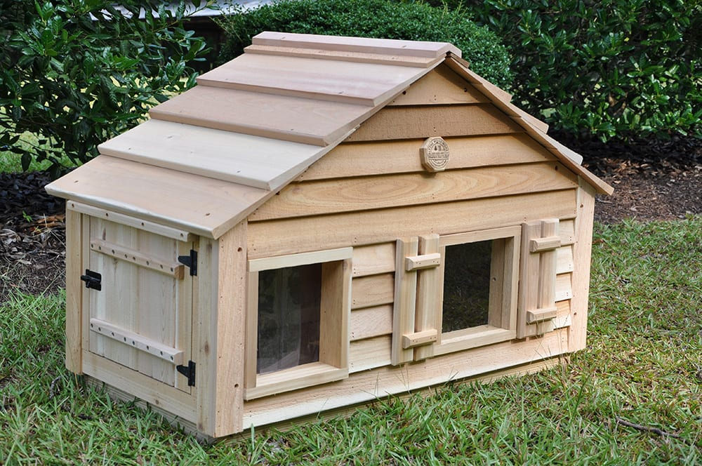 Standard Catillac Cat House