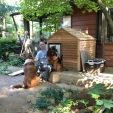 Meg's dog house testimonial